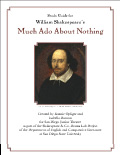 2015 Much Ado About Nothing study guide