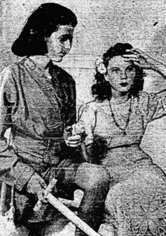 1946 Sleeping Beauty