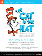 2014 The Cat in the Hat