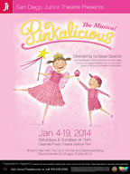 2014 Pinkalicious,the Musical