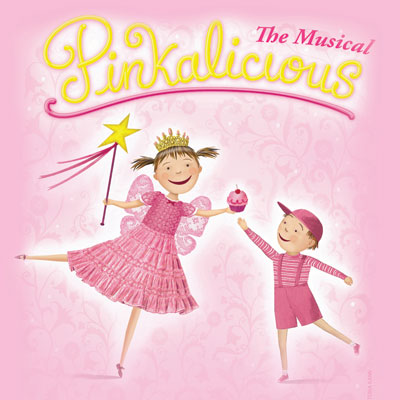 Pinkalicious the Musical 2014