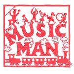 1991 The Music Man logo