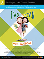 2016 Ivy and Bean, the Musical