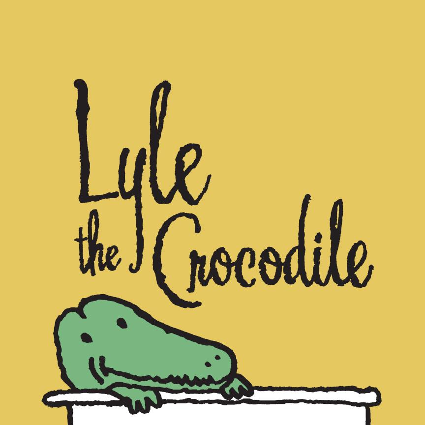 Lyle the Crocodile logo