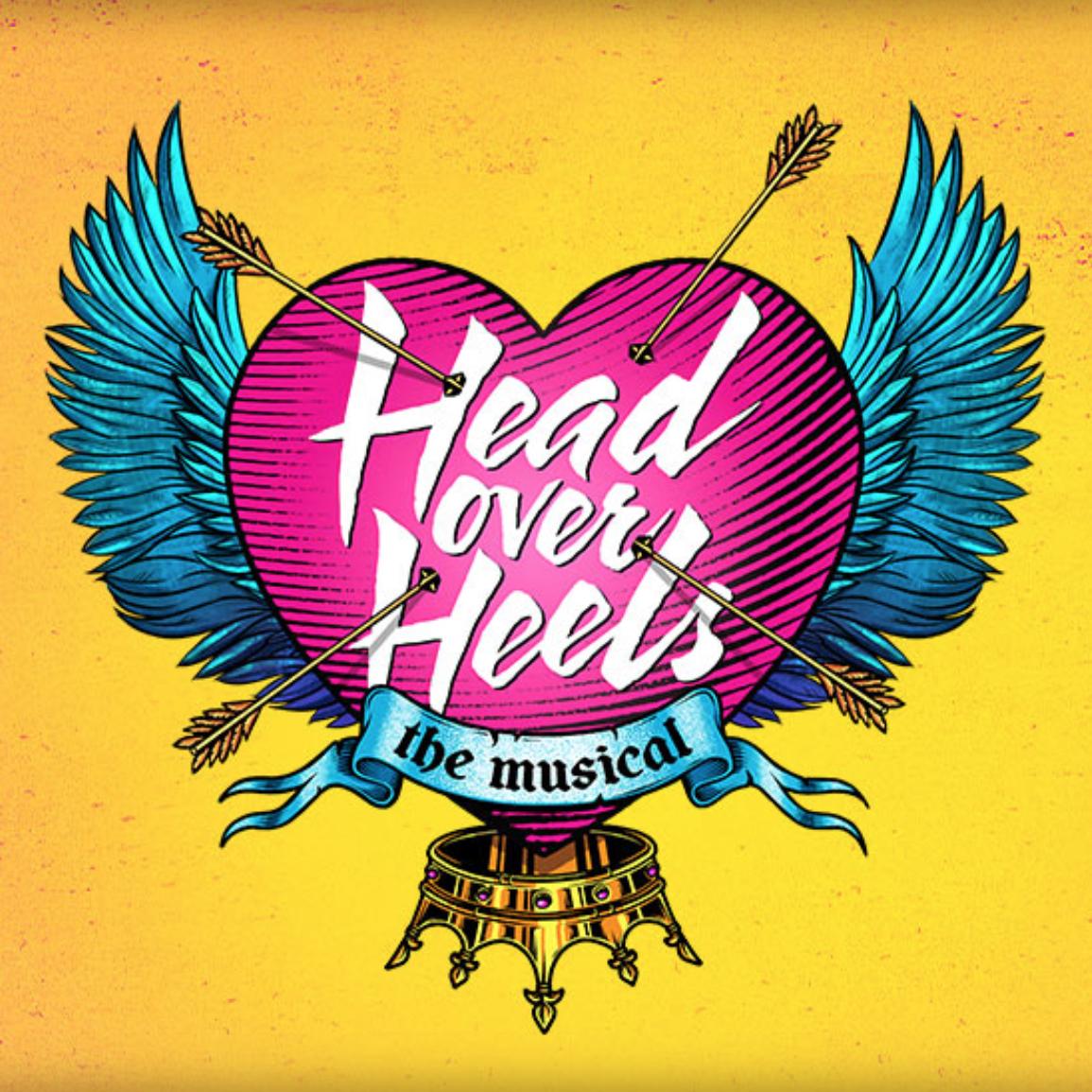 Head Over heels logo